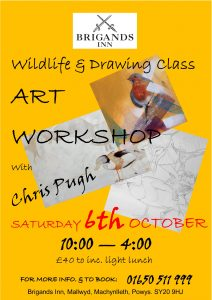 Art Workshop Poster