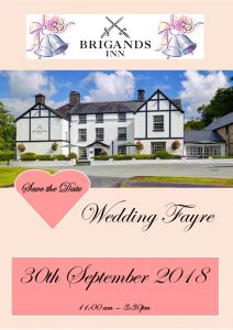 Wedding Fayre save the date